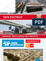 Tren Eléctrico (Línea 1)