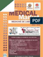 Supliment Medicina de Laborator 2011 2012