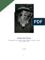 The echelle user manual