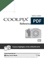 Handbook Nikon Coolpix L610