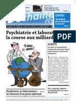 Le déchaîné n°6 - Psychiatrie et laboratoires