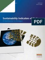 Sustanablity Indicators