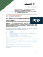 Propuesta de modificación al Reglamento de Tránsito de Monterrey