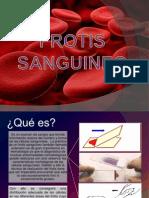 Frotis sanguineo