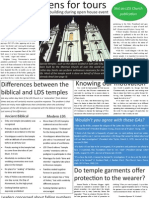 Brigham City Temple Newspaper