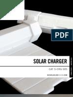 Nicholas Lim - Solar Charger Process Book