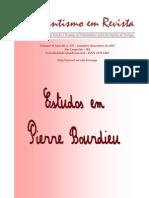 Estudos Em Pierre Bourdieu