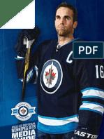 2011-2012 Winnipeg Jets Media Guide