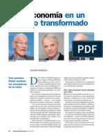 la economia del mundo transformado