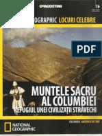 Muntele sacru al Columbiei