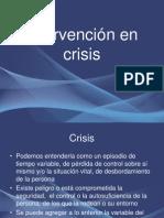 121108 - Intervencion en Crisis
