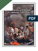 The Shia Hazara of Pakistan; A Community Under Siege