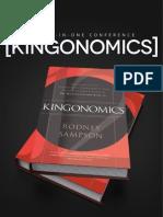 Kingonomics Program Booklet