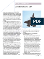 F35B 동체균열 미 국방부 2013 보고서 원문
