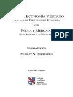 Hombre, Economía y Estado - Murray Rothbard