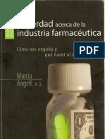 La Verdad Acerca de La Industria Farmaceutica Marcia Angell