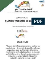 Talentos Triatlon