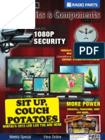 Issue 85 Radio Parts Group Newsletter - January 2013