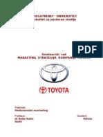 Seminar Toyota