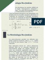 4. La Metodología Box-Jenkins (1x1)
