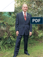 Ehud Olmert Dandy Dress Style, by Yoni Raz Portugali Firma-Globes, February 2007