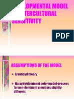 Developmental Model Powerpoint