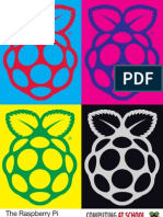 Rasperry Pi Education Manual