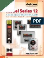 Model 20 Series 2012 Panel y Tarjetas
