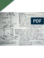 Compost Toilet Plans