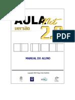 AulaNet Manual Aluno