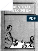 Industrial Recipes 1913