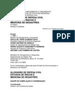 Glossário de Defesa Civil