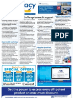 Pharmacy Daily for Mon 14 Jan 2013 - Guild supports PSS, Health check success, Tetrazepam review, AMA on vaccinations and much more...