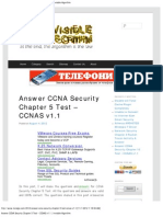 Answer CCNA Security Chapter 5 Test – CCNAS v1.1 _ Invisible Algorithm