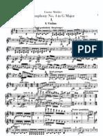 IMSLP43525 PMLP58739 Mahler Sym4.Violin2