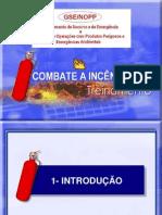 Principios de prevenção e combate a Incêndio SAMU