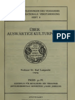 Lamprecht_Ueber Auswaertige Kulturpolitik