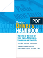 Maryland's Drivers Handbook