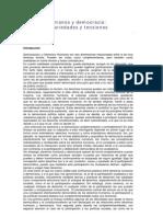 DH y democracia (Agustín Grijalva)