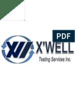 Xwell Sticker