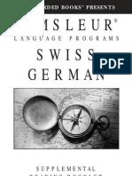 Swiss German