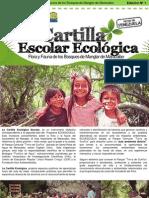 Cartilla Escolar Ecológica, Edición Nro 01