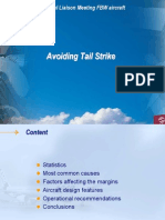 Avoiding Tailstrikes by Airbus