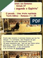 Estudo 07 Epistola Aos Romanos