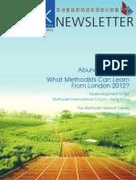 Methodist Newsletter