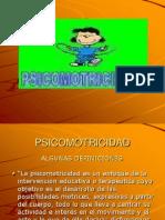 PresentaciónII_psicomotricidadyesquemacorporal