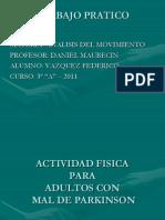 Tp Act.fisica Parkinson Vazquez