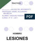TP Lesiones Hombro VAZQUEZ 3A