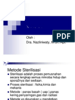 Metode sterilisasi