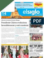 Edición La Victoria Lunes 14-01-2013